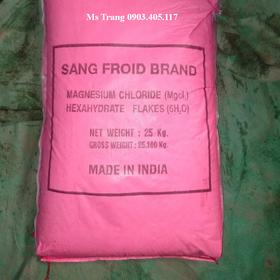 Magie clorua MgCl2 bổ sung khoáng chất cho tôm giá sỉ