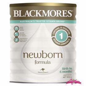 Blackmores Newborn Formula 900g - Sữa Blackmores số 1 cho trẻ từ 0-6 tháng tuổi giá sỉ