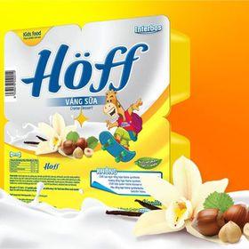 Váng sữa Hoff Vanilla 55g48 hộp giá sỉ