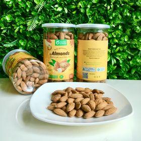Hạnh nhân nguyên vỏ Australia Adora St Food 450 Grams - Australia giá sỉ