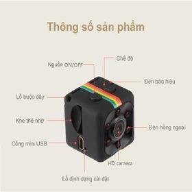 Camera Hành Trình SQ11 giá sỉ
