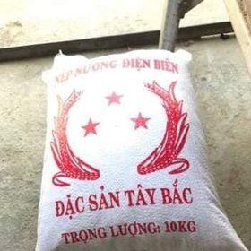 Gạo nếp nương đặc sản Tây Bắc Điện Biên giá sỉ