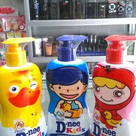 Tắm gội Dnee Thái Lan 400ml