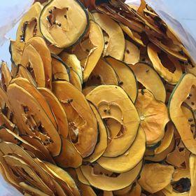 trái cây sấy nguyên liệu detox