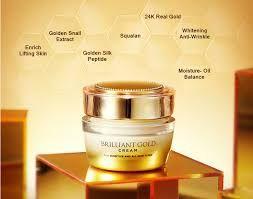 AHC Brilliant Gold Skin Care 3 Set