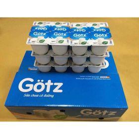 Sữa chua có đường Gotz 100g 48 hộp giá sỉ