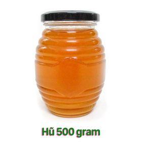 Mật ong hoa cafe hũ 500gram