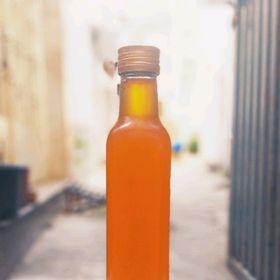 Mật ong tây nguyên chai thủy tinh 500ml