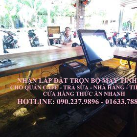 Máy tính tiền chuyên dùng cho nhà hàng tại Vĩnh Long giá sỉ