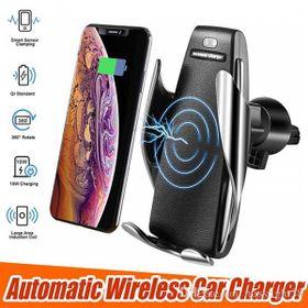 Đế Sạc Không Dây S5 Wireless Charging Car giá sỉ