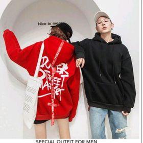 Áo hoodie in chữ chống nắng giá sỉ