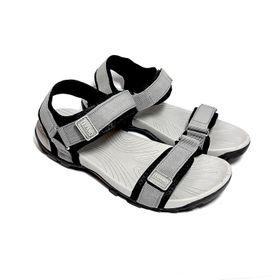 Giày sandal Teramo 602 ghi xám