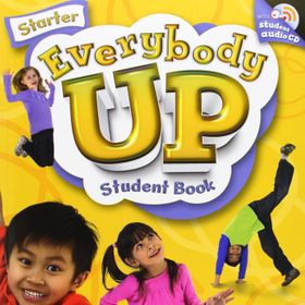 Everybody Up Starter - Student Book Work Book - 1st
