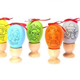 Bán sỉ bộ trứng tô màu 3 giá sỉ