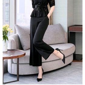 Sét bộ áo ren quần ống rộng chuẩn giá sỉ