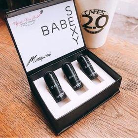 Set Son Mini Babesexy