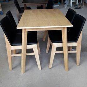 Bộ bàn 4 ghế phòng khách và nhà bếp Kiểu Obama giá gốc tại xưởng giá sỉ