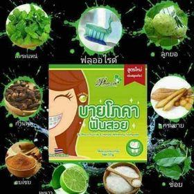 kem đánh răng By Phoca Thai lan cho nguoi niềng răng
