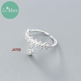 Nhẫn bạc J4705-1750 giá sỉ