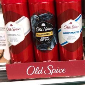 Xịt khử mùi Old Spice giá sỉ
