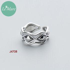 Nhẫn bạc J4708-3150 giá sỉ
