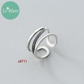 Nhẫn bạc J4711-2600 giá sỉ