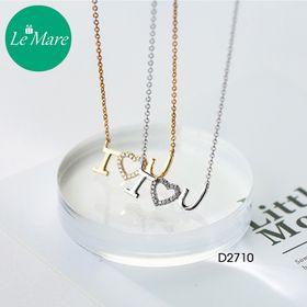 Dây chuyền bạc D2710-2900 giá sỉ
