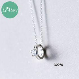 Dây chuyền bạc D2970 giá sỉ