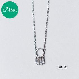 Dây chuyền bạc D3172 giá sỉ