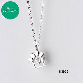 Dây chuyền bạc D3805 giá sỉ