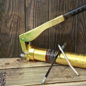 Bơm mỡ cầm tay 2 ti kim loại cao cấp L900 giá sỉ