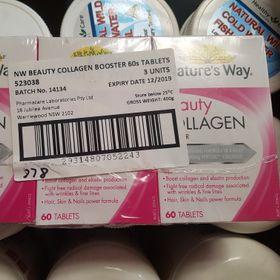 Viên Uống Collagen - Natures Way Beauty Collagen giá sỉ