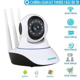 Camera IP Yoosee 3 Râu 720P- Wifi Cực Khoẻ giá sỉ