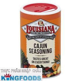 Bột gia vị Cajun seasoning Louisana 227gram giá sỉ
