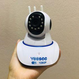Camera IP Yoosee 3 Râu 1080P- Wifi Cực Khoẻ - Hình cực nét giá sỉ