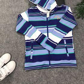 Áo khoác bé trai chất cotton giá sỉ