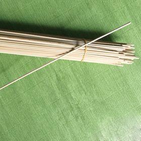 1 kg que gỗ tròn 3 ly dài 90cm- tăm tre tròn dài làm handmade giá sỉ