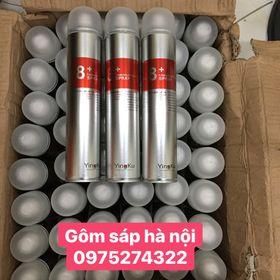 Gôm Xịt Tóc Phủ Cứng 8 Spray