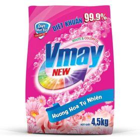 Bột Giặt Diệt Khuẩn VMay