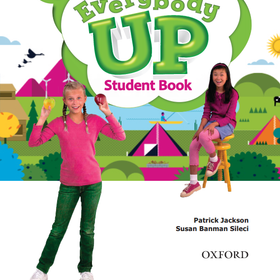 Everybody Up 4 - Student Book Work Book - 2ND giá sỉ