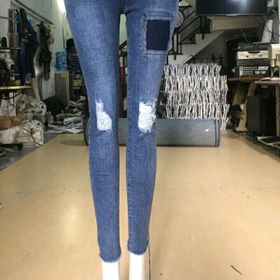 sỉ quần jean dài nữ tại xưởng