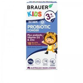 Brauer Pribiotic Power - Men Vi Sinh Úc Dạng Bột Dành Cho Trẻ Trên 3 Tuổi - 60g giá sỉ
