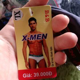 quần sịp x- men
