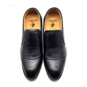 Giày tây nam giày công sở da bò thời trang cao cấp phong cách trẻ trung ND01G