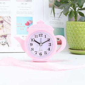 Đồng hồ để bàn hình bình nước 4 màu giá sỉ