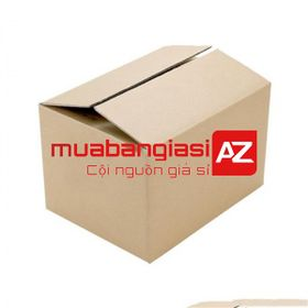 Thùng carton AZ04 25x10x10 cm - Hộp Bình Nước giá sỉ