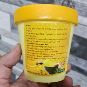 Wax lông VEO mật ong sỉ 30k/hủ 350gr giá sỉ
