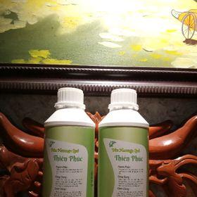 Dầu massage dầu nuru 1lit/chai Thiên Phúc