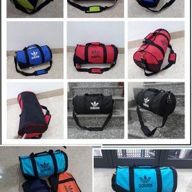 Túi thể thao Túi Du Lịch Túi Tập Gym Túi Chống Adidass Logo 2