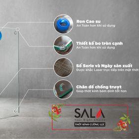 Thớt kính cường lực Sala